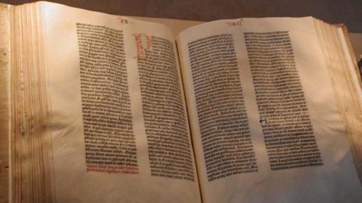 La Biblia de Guttemberg