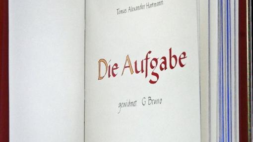Su autor dice que el valor del libro es incalculable