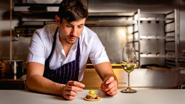 El chef español Manu Canales