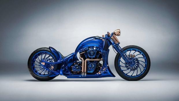 La Harley Davidson mas cara del mundo