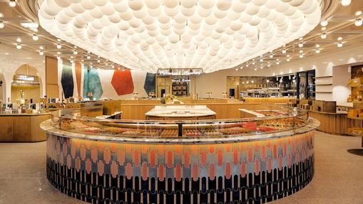 86 Champs, en París, una de las boutiques más exclusivas del mundo de Pierre Hermé