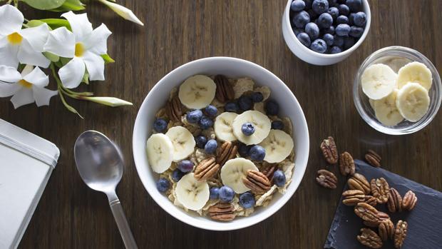 Los frutos secos son un alimento indispensable en la dieta