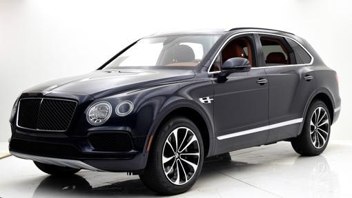 Uno de los próximos coches que se sortearán es un Bentley Bentayga V8 Grand Sapphire