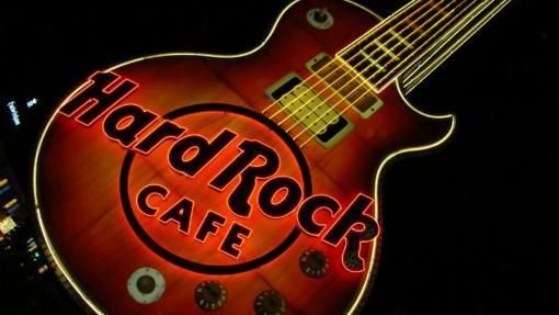 Colección de guitarras