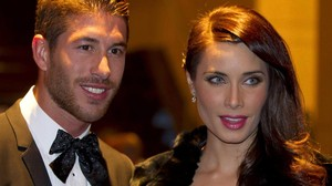 Sergio Ramos alquiló todos los coches clásicos de Sevilla para su boda