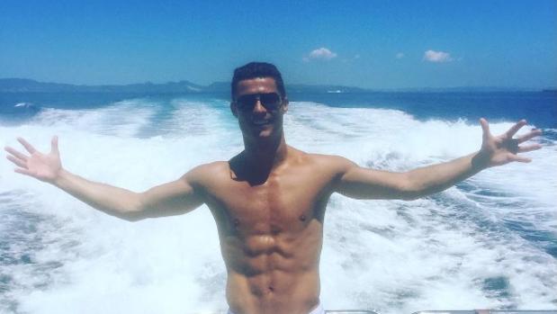 Cristiano Ronaldo alquila un yate por más de 200.000 euros a la semana