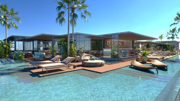 Hoteles, calas, restaurantes... Cinco lugares en los que dejarse ver en Ibiza