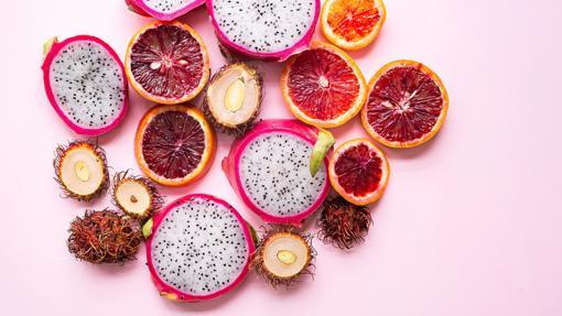 El rambután es una fruta parecida al lichi que luce un aspecto peculiar