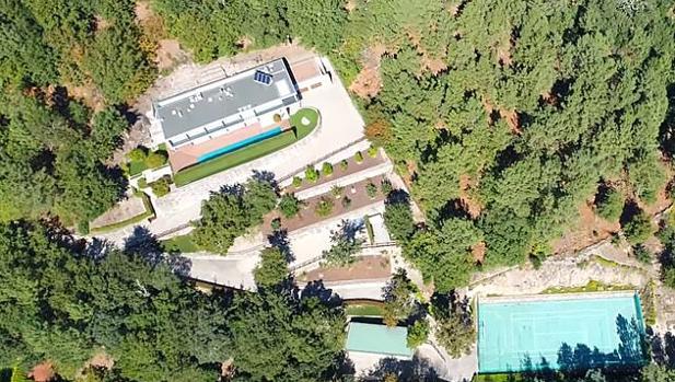 Así es la fabulosa mansión que Cristiano Ronaldo le vendió a su excompañero Pepe