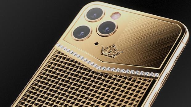 El Iphone 11 Pro más caro del mundo