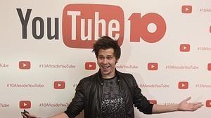 El Rubius, el español con más seguidores en YouTube