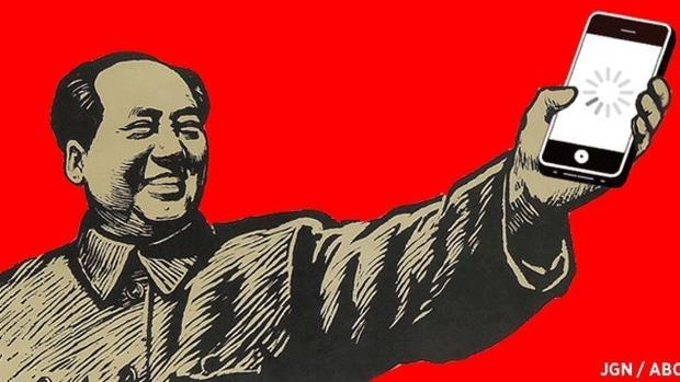 La cara «oculta» de la revolución móvil china