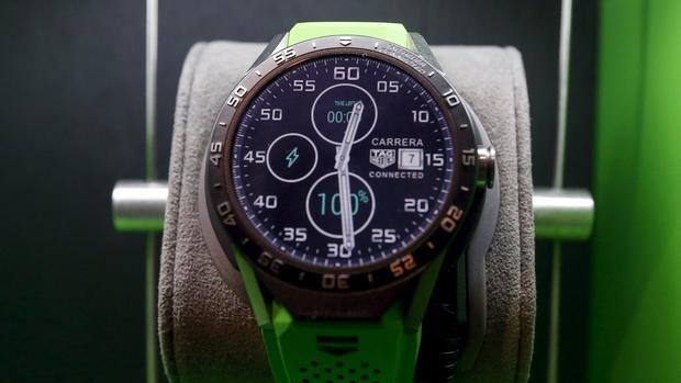 Suiza se mete en la era del «smartwatch»