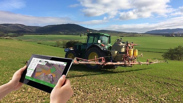 Bonnie And Clyde Real Pictures >> El sector agrario entra en la era de la digitalización