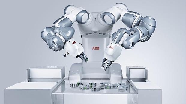 Yumi La Evoluci 243 N De Los Robots Colaborativos
