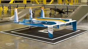 Así funciona Amazon Prime Air, el servicio de drones repartidores