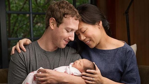 Mark Zuckerberg dona el 99% de sus acciones en Facebook por el nacimiento de su hija