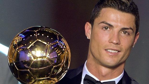 El futbolista del Real Madrid, Cristiano Ronaldo