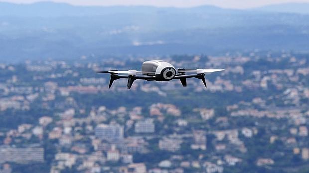 Parrot Bebop 2: drones que aguantan 25 minutos volando