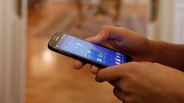 No utilices el «smartphone» del trabajo para acceder a tus cuentas bancarias