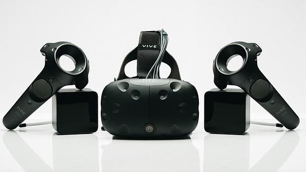 HTC rediseña sus gafas de realidad virtual, Vive, y añade cámara frontal