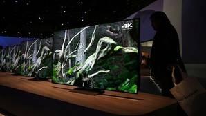 Detalle de los nuevos televisores de Sony