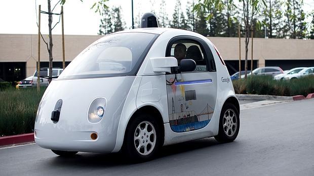Detalle del proyecto de coche autónomo de Google