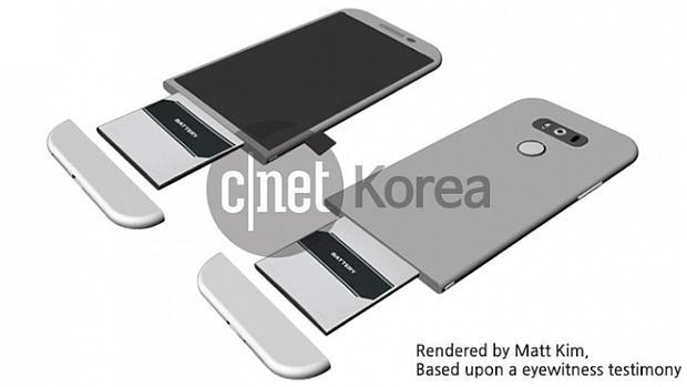 Así podría ser el próximo LG G5: ¿modular pero «unibody»?