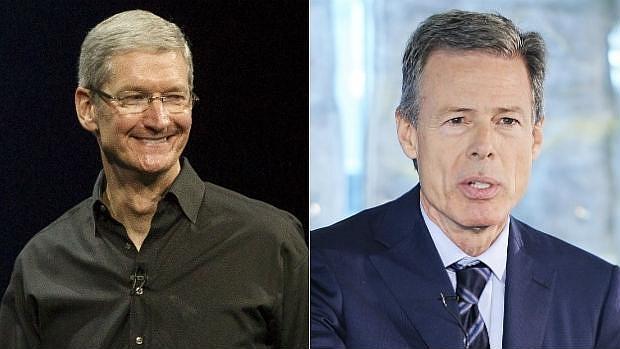 Apple podría comprar Time Warner para impulsar Apple TV