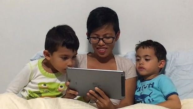 Los padres, «obsesionados» por la tecnología