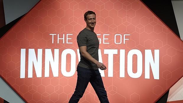 Zuckerberg, fundador de Facebook, regresará al Mobile World Congress