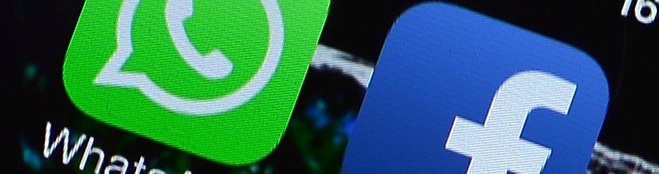 WhatsApp y Facebook podrían compartir los datos de sus usuarios