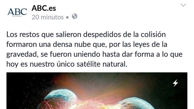 ABC, primer gran diario español en Facebook Instant Articles
