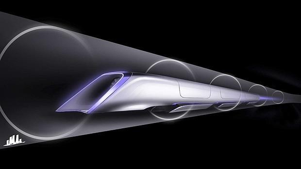 Universitarios del MIT ayudarán en la construcción del tren supersónico Hyperloop