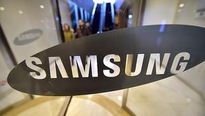 Detalle del anuncio de Samsung