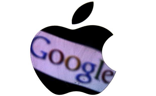 Apple gana dinero; Google descargas