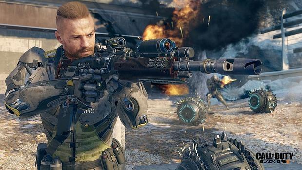 «Call of Duty: Black Ops 3» inaugura 2016 como el juego más vendido de España