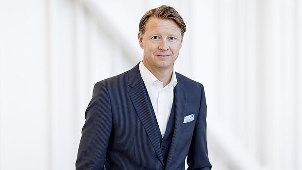 Hans Vestberg, presidente de la compañía