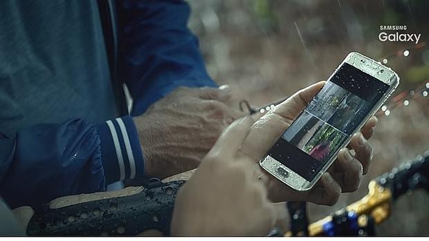 Samsung confirma por «error» que el Galaxy S7 será resistente al agua