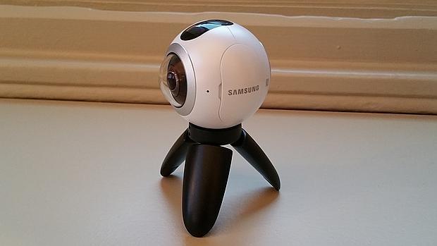 Samsung Gear 360, toda una sorpresa