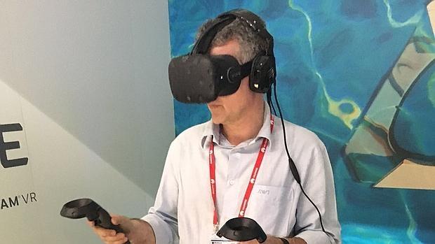 HTC Vive: primeras experiencias con las gafas de realidad virtual