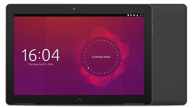 Bq presenta el primer «tablet» del mundo con Ubuntu