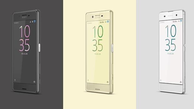 Sony sorprende con su nueva gama de «smartphone» X