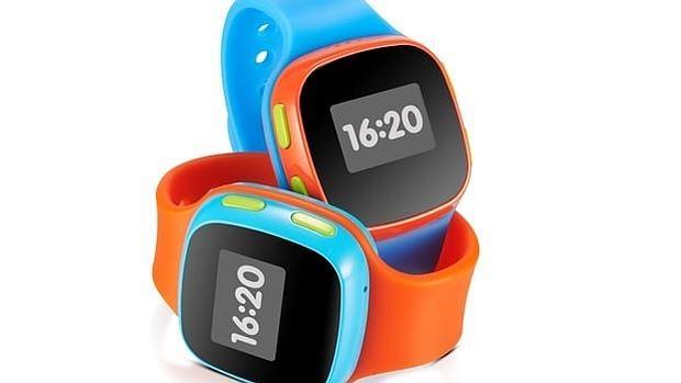 CarTime, el reloj inteligente de Alcatel para los más pequeños