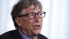 Bill Gates, fundador de Microsoft, en una entrevista