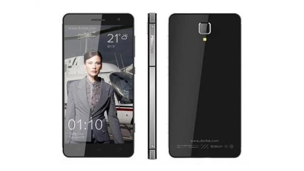 Hisense C20: el «smartphone» para King Kong