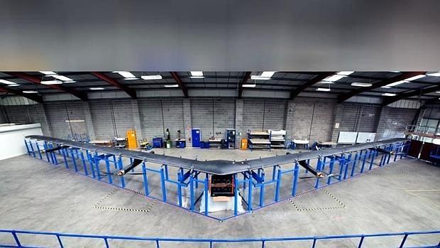 Los drones solares de Facebook tardarán aún varios años en funcionar
