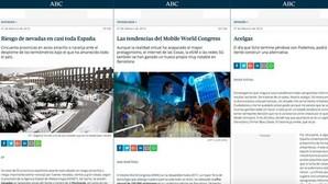ABC se suma al nuevo estándar de lectura rápida de noticias desarrollado por Google y la industria de medios