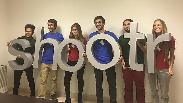 El equipo de Shootr