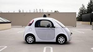 Primer accidente del coche autónomo de Google